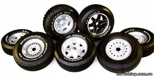 Продажа автомобильных шин Киев: Колеса б/у, резина бу онлайн